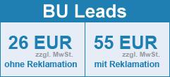 BU Leads Preise